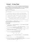 Chương  1: Hướng dẫn sử dụng Maple