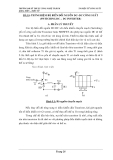 Thí nghiệm biến đổi nguồn DC-DC công suất