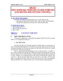 Bài 3: Điều khiển ma trận Led và bàn phím Hex