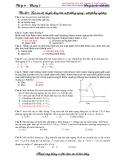 Vấn đề 5: Chuyển động nằm ngang