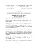 Nghị quyết số  14/2011/NQ-HĐND