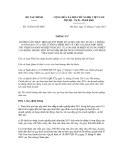 Thông tư số 170/2011/TT-BTC