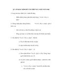 Áp dụng mệnh đề vào phép suy luận toán học