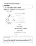Phương pháp tìm giao tuyến của hai mặt phẳng