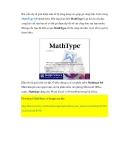 kỹ năng sử dụng công thức toán học