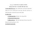 Chương XI: NỘI NĂNG CỦA KHÍ LÝ TƯỞNG