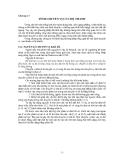 Chương 13: Tính chuyển vị của hệ thanh