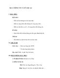 Bài 2: THÔNG TIN VÀ DỮ LIỆU (tt)