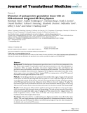 """báo cáo hóa học:"""" Detection of postoperative granulation tissue with an ICG-enhanced integrated OI-/X-ray System"""""""