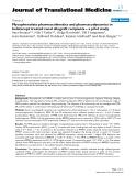 "báo cáo hóa học:""  Mycophenolate pharmacokinetics and pharmacodynamics in belatacept treated renal allograft recipients – a pilot study"""