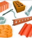 Bài tập vật liệu xây dựng part 5