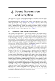 Atmospheric Acoustic Remote Sensing - Chapter 4