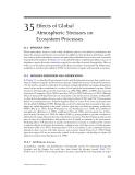 ECOTOXICOLOGY: A Comprehensive Treatment - Chapter 35