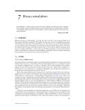 ECOTOXICOLOGY: A Comprehensive Treatment - Chapter 7
