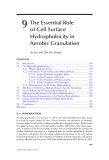 Wastewater Purification: Aerobic Granulation in Sequencing Batch Reactors - Chapter 9