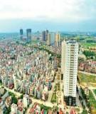 Quản lý đô thị thời kỳ chuyển đổi - part 4