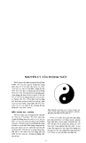 Cổ học Trung Hoa trong Nghệ thuật kiến trúc part 2