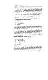 Một số vấn đề về thuật toán part 4