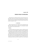 A Practical Guide to Particle Counting for Drinking Water Treatment - Chapter 16