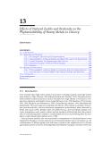 ENVIRONMENTAL RESTORATION of METALSCONTAMINATED SOILS - CHAPTER 13