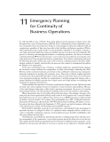 NEPA and Environmental Planning : Tools, Techniques, and Approaches for Practitioners - Chapter 11