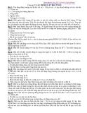 Chương IV: Các định luật bảo toàn
