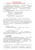 Xảo thuật khoa học: Sự sắp xếp và kết hợp các hằng số Vật lý