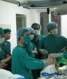 Phẫu thuật chỉnh hình đầu gối