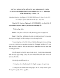 Thủ tục đăng ký kết hôn theo Nghị quyết số 35/2000/QH10 của Quốc hội về việc thi hành Luật Hôn nhân và gia đình (hôn nhân thực tế)