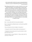 Thủ tục Đăng ký khai sinh (kể cả trẻ em sinh ra tại Việt Nam, có cha và mẹ là công dân Việt Nam định cư ở nước ngoài thì đăng ký nơi người mẹ hoặc người cha cư trú trong thời gian ở Việt Nam; trường hợp có cha hoặc mẹ là công dân Việt Nam cư trú trong nước,  ...