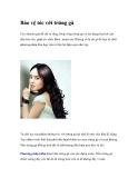 Bảo vệ tóc với trứng gà