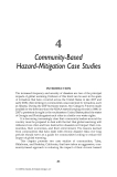 Global Warming, Natural Hazards, and Emergency Management - Chapter 4