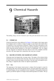 Industrial Safety and Health for Goods and Materials Services - Chapter 9