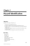 Natural Hazards Analysis - Chapter 2