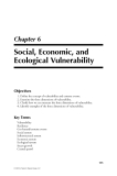 Natural Hazards Analysis - Chapter 6