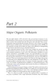 ORGANIC POLLUTANTS: An Ecotoxicological Perspective - Chapter 5