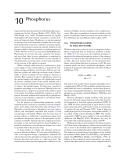 TREATMENT WETLANDS - CHAPTER 10