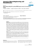 """báo cáo hóa học: """" Multi-subject/daily-life activity EMG-based control of mechanical hands"""""""