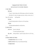 Chương III: SOẠN THẢO VĂN BẢN BÀI TẬP TẠO VÀ LÀM VIỆC VỚI BẢNG