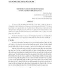 """Báo cáo nghiên cứu khoa học """" THÀNH PHẦN LOÀI HỌ TÔM HE (PENAEIDAE) Ở VÙNG VEN BIỂN TỈNH QUẢNG NGÃI """""""