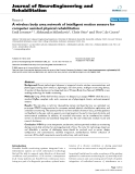 """báo cáo hóa học: """"A wireless body area network of intelligent motion sensors for computer assisted physical rehabilitation"""""""