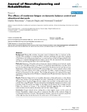 báo cáo hóa học: Do functional walk tests reflect cardiorespiratory fitness in sub-acute stroke
