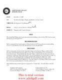 financial audit vendor selection memo