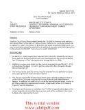 Agenda Item # 10.4 For Council Meeting of: May 4, 2010 CITY OF SANTA ROSA CITY COUNCIL