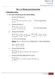 Ôn tập hinh học 10