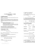 Bài giảng môn học cung cấp điện-Chương 3