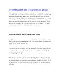 Uốn những cành cây to hoặc cành dễ gãy ( 2)