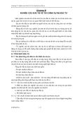 Chương VI: Nghiên cứu khả thi về tài chính dự án đầu tư
