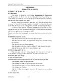Chương VIII: Quản lý dự án đầu tư