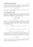 Recent Advances in Vibrations Analysis Part 4
